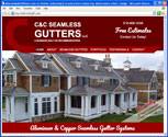 C&C Seamless Gutters