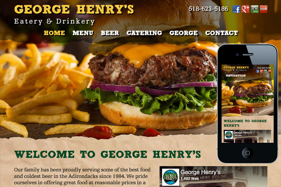George Henry's