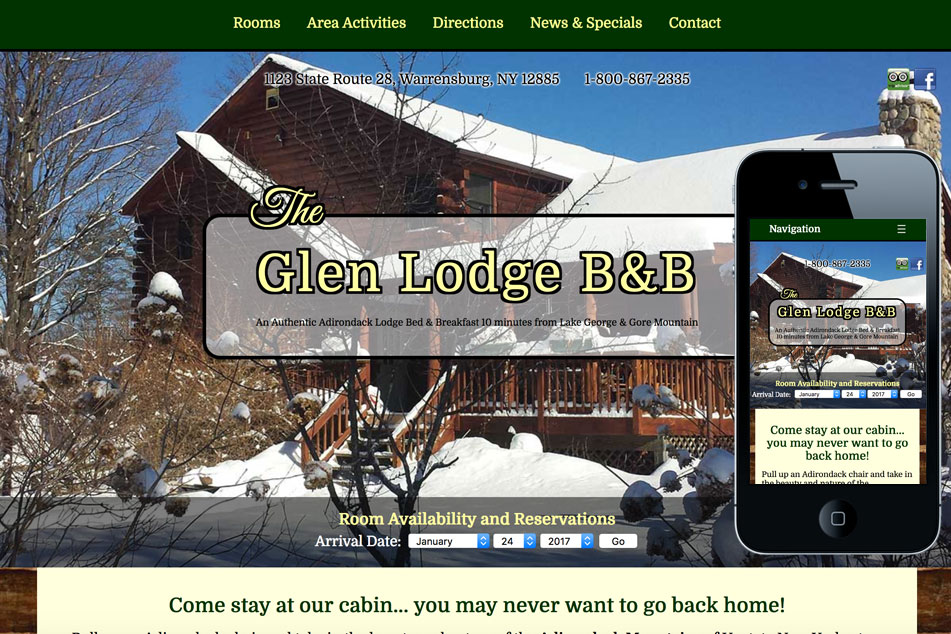 Glen Lodge B&B