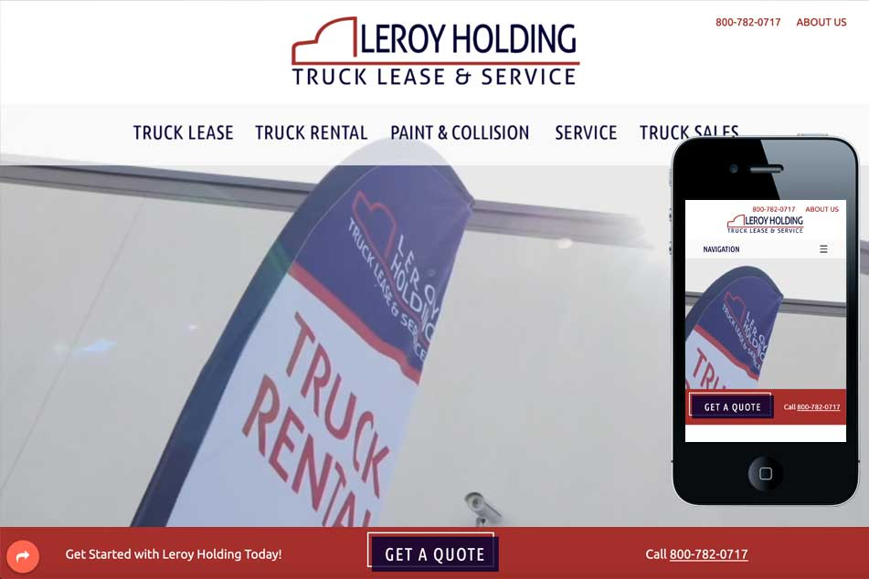 Leroy Holding Co.