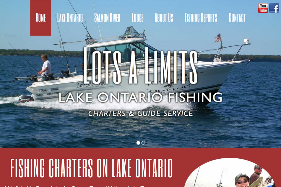 Lots A Limits Charters & Guide Service
